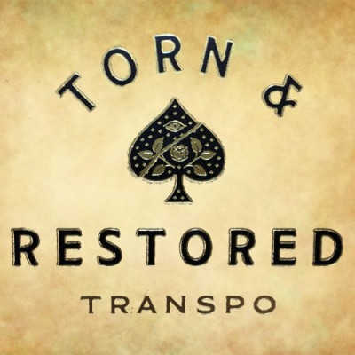 Torn and Restored Transpo - David Williamson