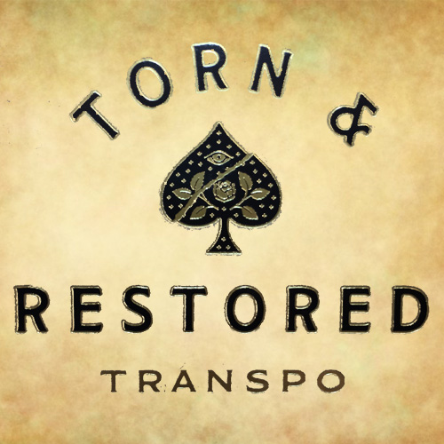 Torn and Restored Transpo by David Williamson