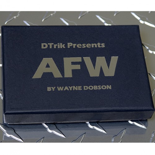 A.F.W. (Another F**king Wallet) by Wayne Dobson