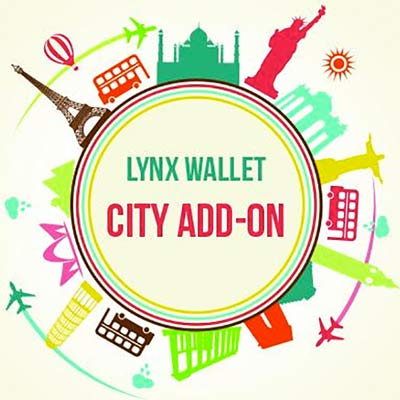 Lynx Wallet City Add-on by Gee Magic