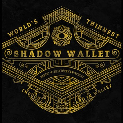 The Shadow Wallet by Dee Christopher