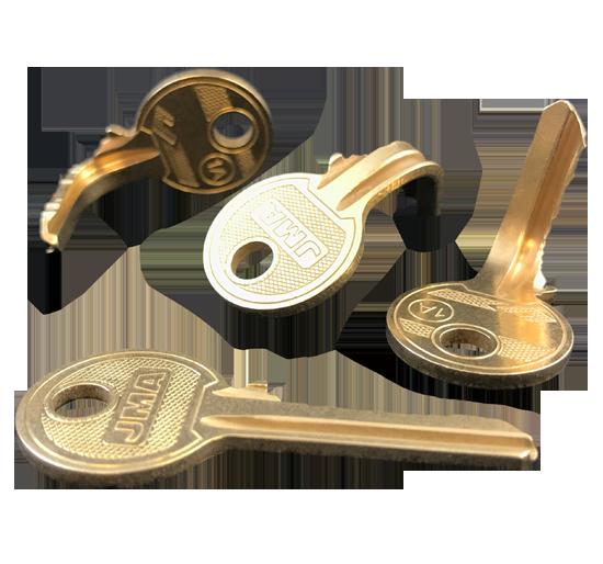 Easy Bend Keys